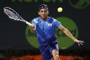 ATP turnyre Ekvadore paaiškėjo vienetų varžybų finalininkai