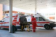 """Šiaulių """"Akropolyje"""" esančiame """"Swedbank"""" filiale mirė 25-erių metų vyras"""