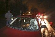 Vilniaus pakraštyje automobiliu VW sužalotas pėsčiasis (patikslinta)