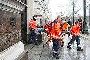 Nualpęs advokatas ligoninėje, o Sausio 13-osios byla Vilniaus apygardos teisme atidėta