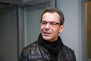 Girtas Vilniuje namo važiavęs Aras Vėberis neteko vairuotojo pažymėjimo