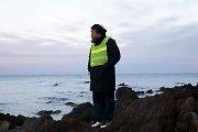 Ai Weiwei sulaukė kritikos už nuotrauką, kurioje pozuoja kaip nuskendęs sirų berniukas