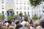 Vilniečiai yra vieni iš laimingiausių gyventojų Europoje
