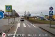 """Policija ieško mačiusiųjų, kaip """"Volvo"""" Panevėžyje mirtinai sužalojo pėsčiąjį"""