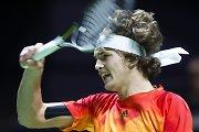 Jaunasis Vokietijos talentas pateikė staigmeną Roterdame