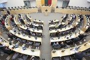 A.Kubilius: neeilinė sesija bus skirta kovos su korupcija klausimams