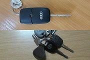 Kauno policija ieško šiuos automobilių raktus pametusių vairuotojų