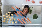 Tyrimas: šaldytas maistas sveikesnis už tą, kurį ruošia TV šefai