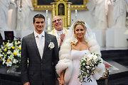 """Andrejus Zadneprovskis ir Laura Asadauskaitė vienas kitam ištarė """"taip"""""""