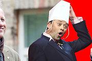 Televizijos kritikas Žygintas Pečiulis: televiziniuose šou klesti skandalo kultūra