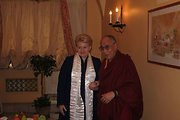 Lithuanian president holds private meeting with Dalai Lama
