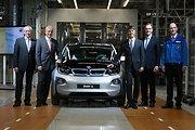 BMW pradėjo serijinę i3 gamybą