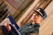 """Filme """"Inspektorius Mažylis"""" žavią policininkę vaidinanti Toma Vaškevičiūtė: """"Čia didžiausia žvaigždė – šuo"""""""