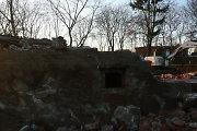 Paveldosaugininkai kreipėsi į policiją dėl nugriautos VII forto ledainės