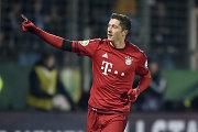 "Roberto Lewandowskio dublis atnešė pergalę Miuncheno ""Bayern"""