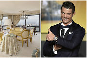 Cristiano Ronaldo nusitaikė į dar vienus apartamentus Donaldo Trumpo dangoraižyje