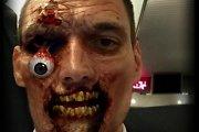 Jonas Mačiulis nustebino pritrenkiančia Helovino nuotrauka