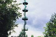 Pakeliui link Zarasų ir aplink juos: vaizdas nuo trijų apžvalgos bokštų