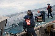 Po rekordinės operacijos JAV pakrantės apsauga pametė 2 tonas kokaino