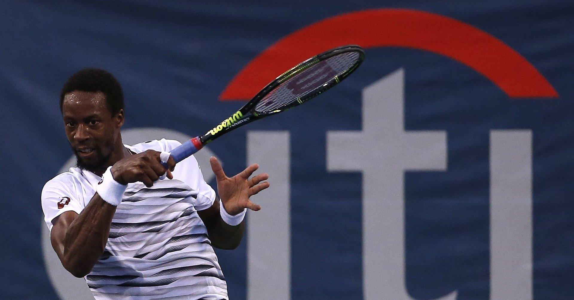 ATP turnyre Vašingtone – Gaelio Monfilso ir Alexanderio Zverevo pergalės - 15min
