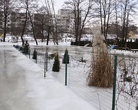 Patvinusi Vokės upė