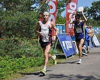 Bėgimo lyderiai - svečiai iš Rusijos