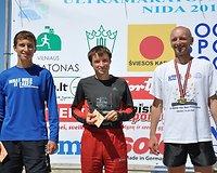 Nidos ultramaratono prizininkai