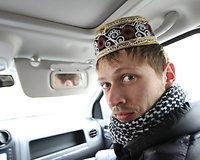 Mums padovanoti tradiciški Azerbaidžiano galvos apdangalai