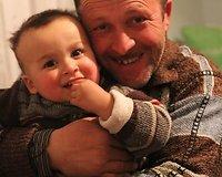 Azerbaidžiano kaimo žmonės