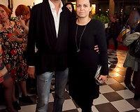 Lilija Larionova ir Egidijus Rainys