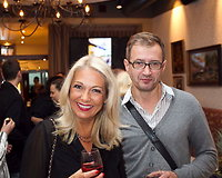 Gražina Baikštytė su bičiuliu Piotru Gerasimovičiumi