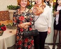 Vaiva Budraitytė (kairėje)