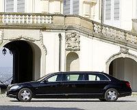 """Šarvuotas """"Mercedes-Benz S600 Pullman"""""""