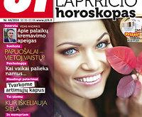 """Naujajame """"Ji"""" numeryje – lapkričio horoskopas ir praktiški patarimai Vėlinėms"""