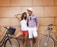 Trūksta sekso? Važinėkite dviračiu!