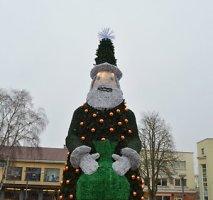 Šventoms Kalėdoms pajūryje puošiasi tik Palanga, o Klaipėda ir Neringa miega