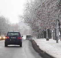 Degalų pardavėjai pradeda šaltąjį sezoną
