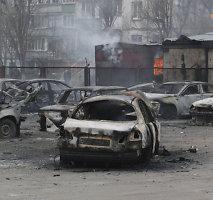 Sulaikytas teroristų talkininkas: Mariupolio apšaudymą rengė Rusijos karininkai