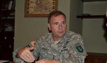 """Generolas Benas Hodgesas: """"JAV pajėgos liks Baltijos šalyse Rusijai atgrasyti"""""""