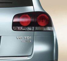 Lietuviams patinka dyzelinu varomi automobiliai, bet juos gali išstumti benzininiai