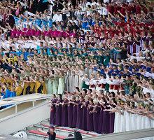 Dainų šventės bilietai atnešė 900 tūkst. litų