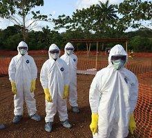 Nigerija sėkmingai susidorojo su Ebolos virusu