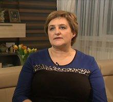 Viktoro Uspaskicho kritika per suvažiavimą nustebino Loretą Graužinienę