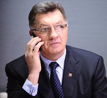 Premjero skambučių rinkėjams skandalo tyrimas: nebuvo jokios socialdemokratų gerbėjų telefonų duomenų bazės