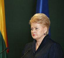D.Grybauskaitė šaukia Valstybės gynimo tarybos posėdį, šį kartą kviečia ir L.Graužinienę