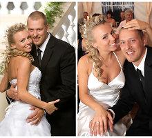 Violeta Tarasovienė 42-ojo gimtadienio nesureikšmina: svarbiau – vestuvių su Viliumi metinės