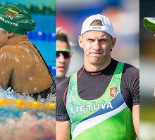 Rio tikslai ir realybė – kas stebino pasiekimais, o kas tik dalyvavo?