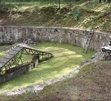 Vilniaus Paneriuose aptiktas tunelis, kuriuo nuo mirties bėgo žydai, buvo iškastas šaukštais