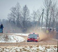 """""""Halls Winter Rally"""" istorija: lietuviška žiema koją pakiša jau ne pirmą kartą"""