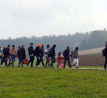 Katalikų Bažnyčia Vokietijoje pasisako už atvykstančių pabėgėlių srauto mažinimą